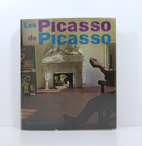 Les Picasso de Picasso. By David Douglas Duncan. Bibliothèque des Arts.