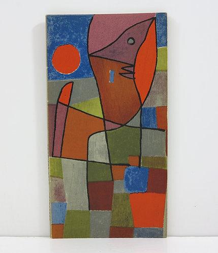 Paul Klee. Galerie Berggruen. 1961