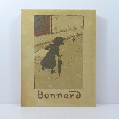 Claude Roger-Marx,Bonnard Lithographie, Monte Carlo, André Sauret, 1952