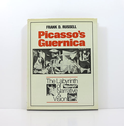 Picasso's Guernica. By Frank D.Russel. Allanheld&Scram publisher.