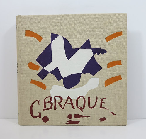 Braque Georges. Catalogue raisonné 1928-1935. Maeght. 1962.