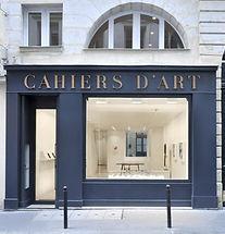 Galerie Cahiers d'Art - rue du Dragon