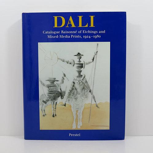 Dali. Catalogue raisonné of Etchings 1924-1980. Prestel. 1994.
