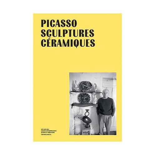 Picasso, sculptures céramiques. Musée de la Céramique de Rouen. 2017