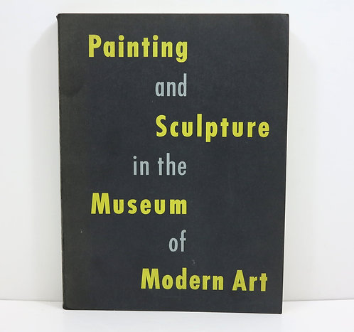 Paintingand sculpture in the Museum of Modern Art. 1948.
