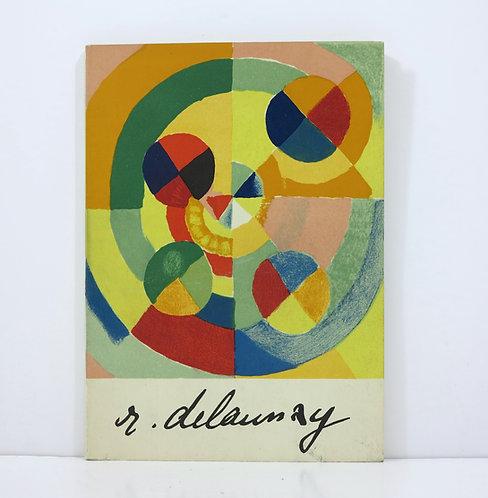 Robert Delaunay. Exhibition catalogue. Musée d'Art Moderne, Paris. 1957.