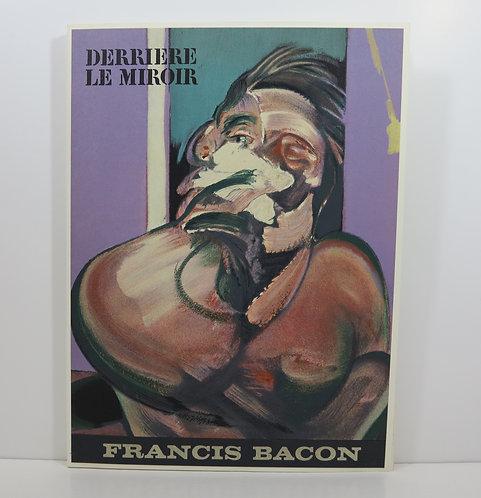 [BACON (Francis)] - LEIRIS (Michel). Derrière le miroir. Francis Bacon. Deluxe.
