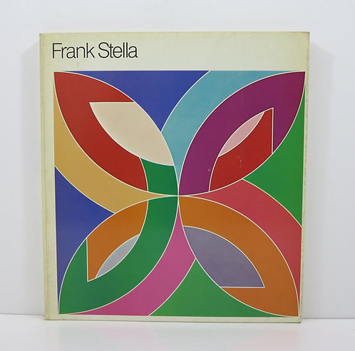 Frank Stella. By William S.Rubin. MoMA. 1970.