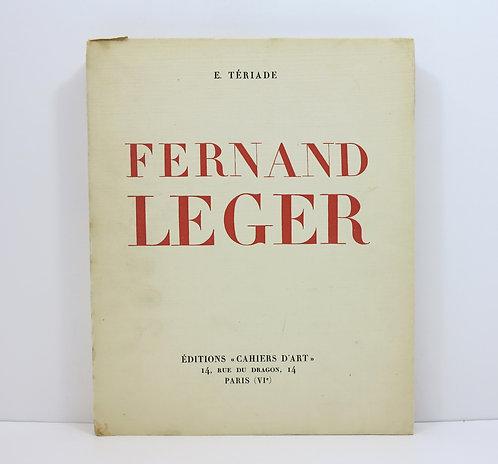 Fernand Léger. Cahiers d'Art. 1928. With 5 stencils.
