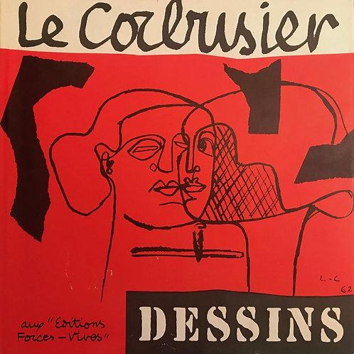 Le Corbusier. Dessins. Éditions Forces-Vives, Genève, 1968.