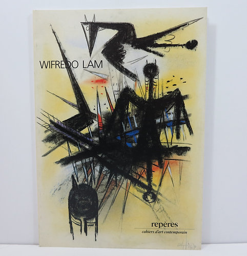 Repères - Cahiers d'art contemporains n°49 - Wifredo Lam