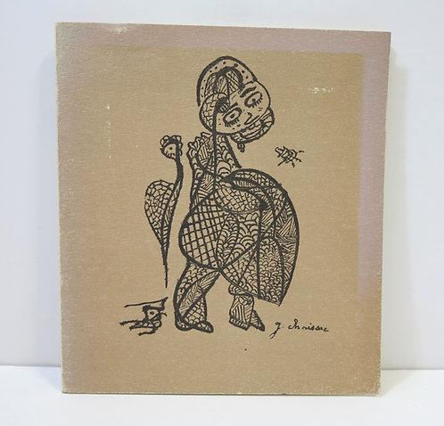 Gaston Chaissac, catalogue d'exposition au MNAM, 1973