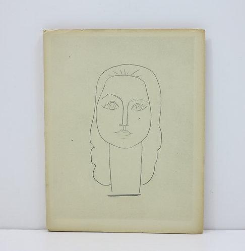 Picasso. Dix-neuf peintures de Picasso. Galerie Louis Carré. 1946.