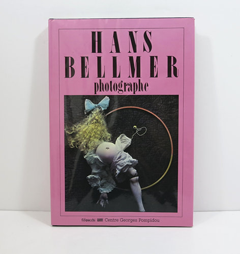 Hans Bellmer. Photographe. Centre Pompidou. 1983.