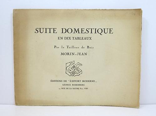 Morin-Jean. L'Effort Moderne, Léonce Rosenberg. 1920.