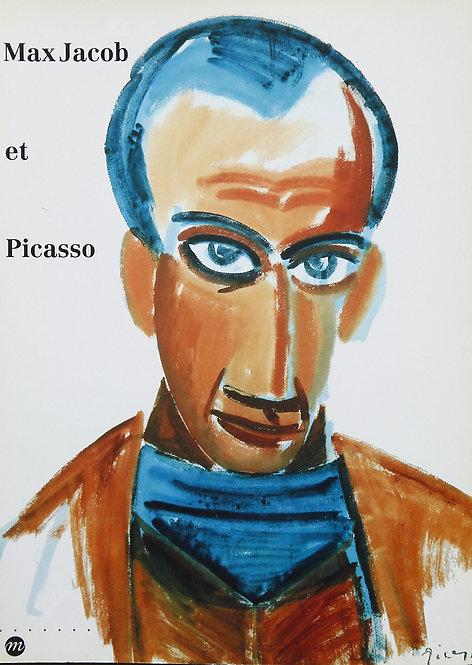 Max Jacob et Picasso, Musée Picasso, Quimper, catalogue d'exposition, 1994