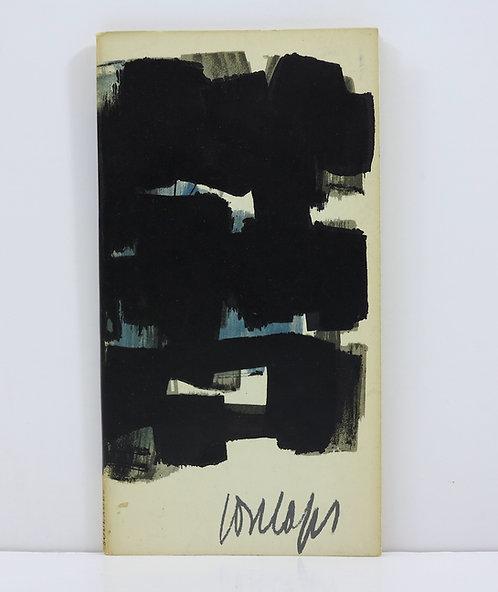 Pierre Soulages. Gouaches et gravures. Galerie Berggruen, 1957