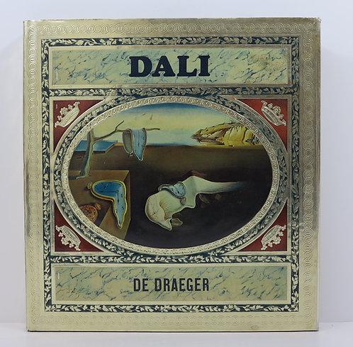 DALI de Draeger. Le Soleil Noir, Draeger imprimeurs, 1968.