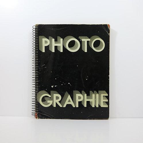 Photographie 1930. Arts et Métiers Graphiques n°16, numéro spécial.