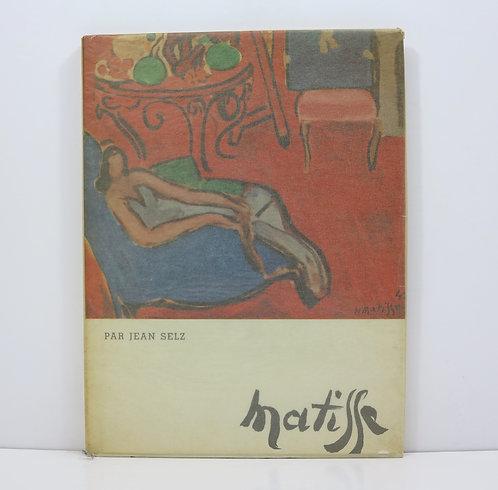 Matisse. By Jean Selz. Flammarion.