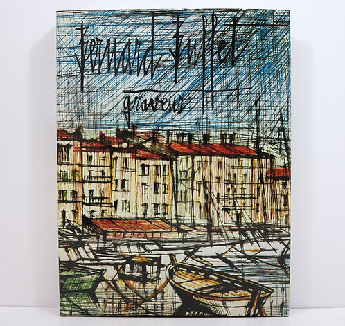 Bernard Buffet graveur 1948-1980. Editions d'art de Francony.