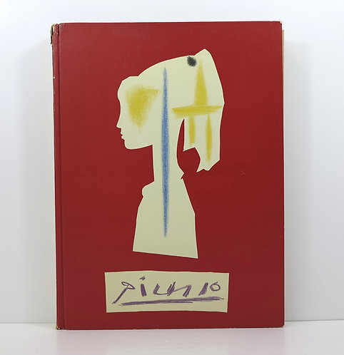 Picasso and the Human Comedy: A Suite of 180 Drawings by Picasso. Verve. 1954.