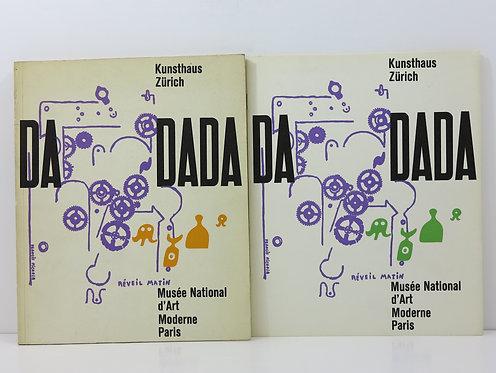 DADA. Musée d'Art Moderne Paris. 1966.