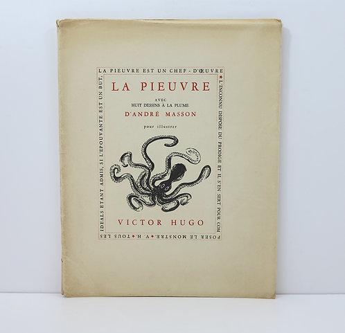 Masson. La Pieuvre. Buenos Aires: Éditions des lettres françaises, 1944.