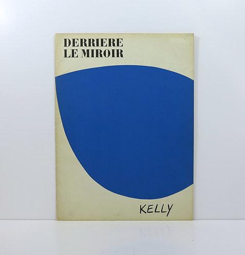 Ellsworth Kelly. Derrière le Mirroir. 1958.