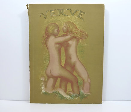 La figure humaine. Revue Verve n° 5-6. 1940.