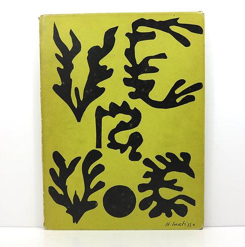Henri Matisse. Vence 1944-48. Verve n° 21 et 22. 1948.