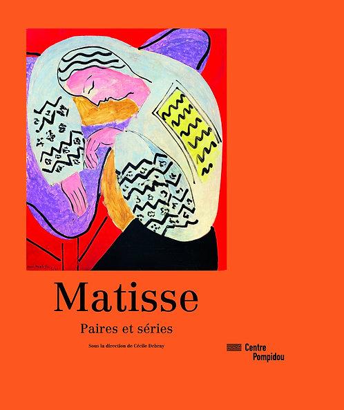 Matisse, paires et séries, catalogue d'exposition, 2012