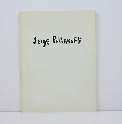 Serge Poliakoff. Musée d'Art Moderne,. 1970. Paris.