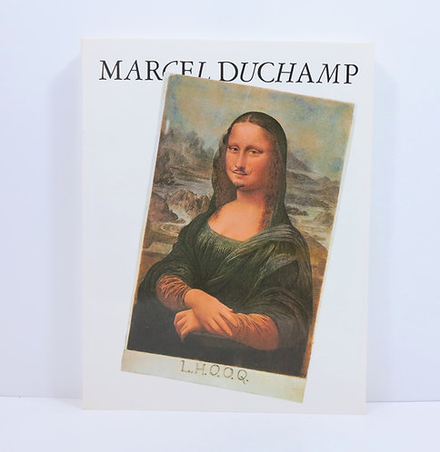 Marcel Duchamp. MoMA. 1989.