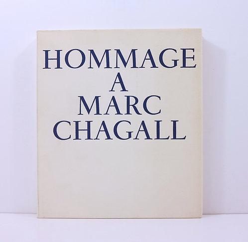 Hommage à Marc Chagall. Grand Palais Museum. 1969.