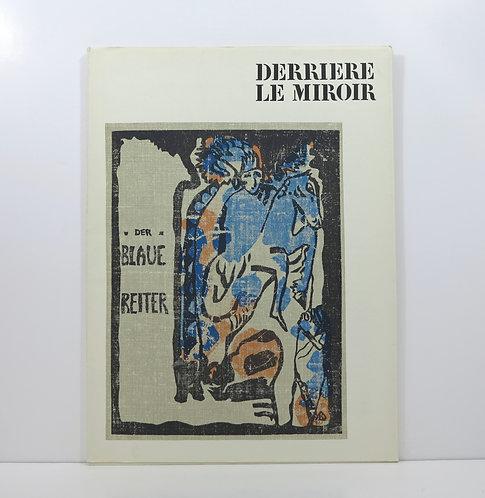 Der Blaue Reiter. Derrière le Mirroir. n°133-134. 1962.