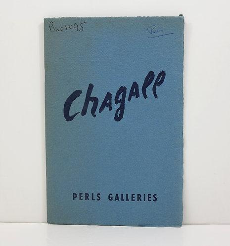 Chagall. Perls Galleries. 1965.