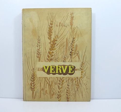 Revue Verve. n° 31 et 32. 1955. Carnets intimes de G. Braque.