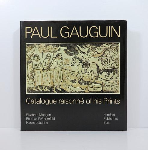 Paul Gauguin: Catalogue raisonne of his Prints. Kornfeld Publishers. 1988.