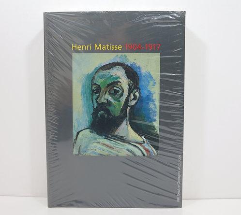 Henri Matisse 1904-1917. Exhibition catalog. Centre Pompidou. 1993.