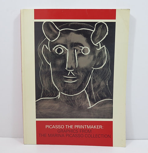 Picasso the printmaker : graphics from the Marina Picasso collection. 1983.