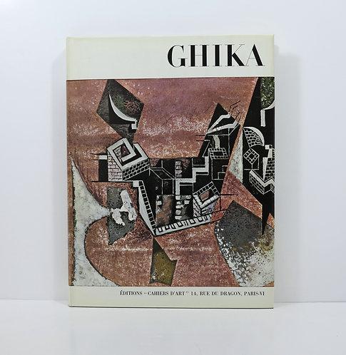 Ghika peintures, dessins, sculpture. Cahiers d'Art. 1965.