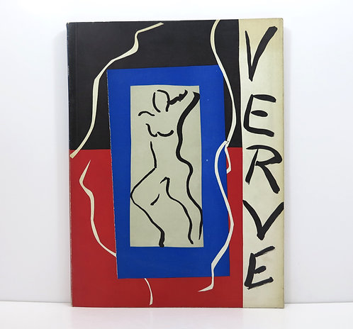 Revue Verve. Number 1.Cover by Matisse. 1937
