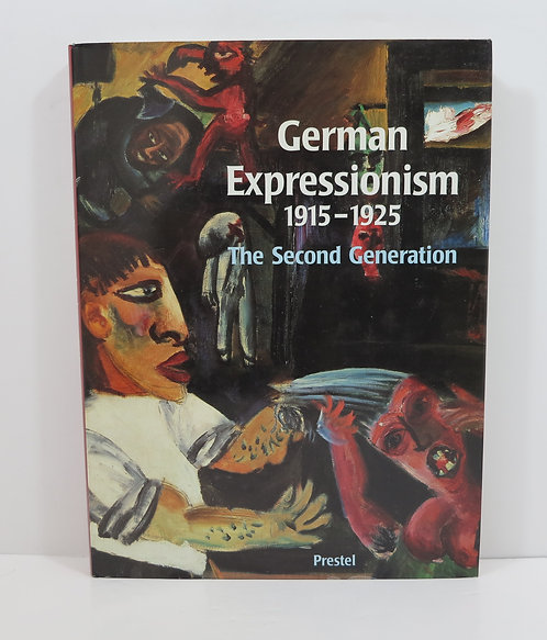 German Expressionism, 1915-1925: The Second Generation. Prestel. 1988.