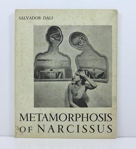 Salvador Dali. Metamorphosis of Narcissus. Julien Levy Gallery. 1937.