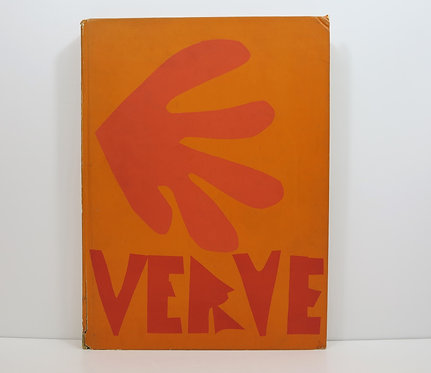 Verve 1937-1960. N°35-36. The last work of Matisse. In French.