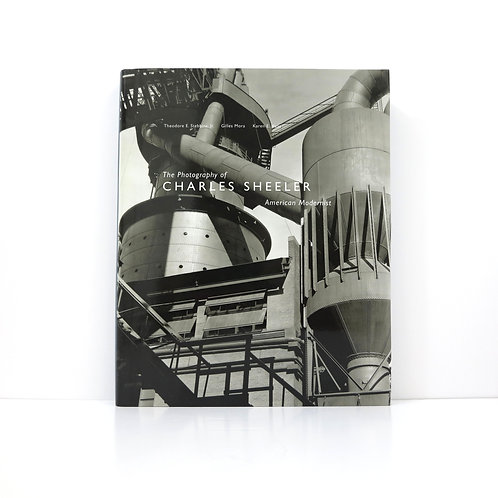 The photography of Charles Sheeler. Bulfinch Press. 2002.