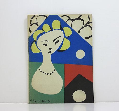 Henri Matisse. Maison de la Pensée Française. 1950.