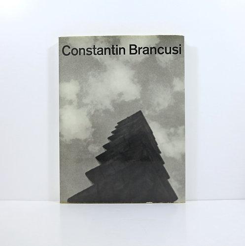 Constantin Brancusi 1876-1957. By Carola Giedon-Welcker. 1959.