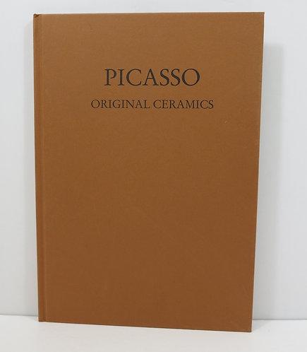 Picasso Original Ceramics. June 6 - August 1, 1984.